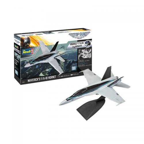 """F/A-18 HORNET """"TOP GUN"""" 1/72"""