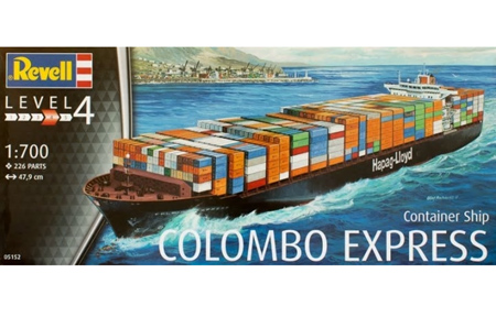 Container ship  Colombo Express 1/700