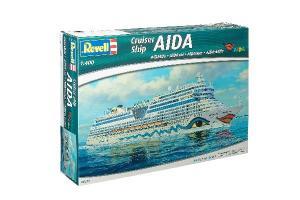 Cruiser Ship AIDA 1/400