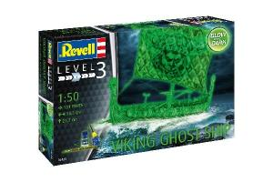 Viking Ghost Shipw/Night Color 1/50
