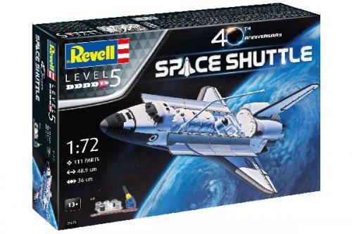 Presentset - Space Shuttle 40th Anniversary 1/72
