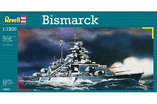Bismarck 1/1200