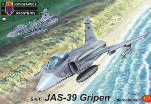 "JAS 39 Gripen ""International"" 1/72"