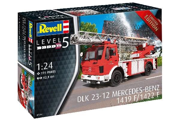 Mercedes Drehleiter DLK 23-12 1/24