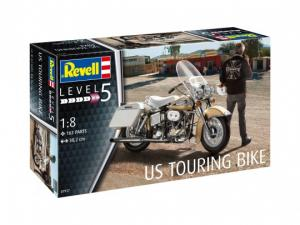 US TOURING BIKE 1/8