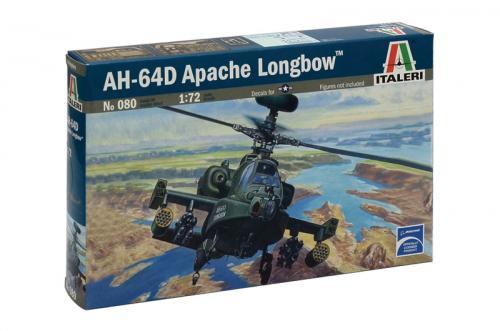 AH - 64 D APACHE LONGBOW 1/72