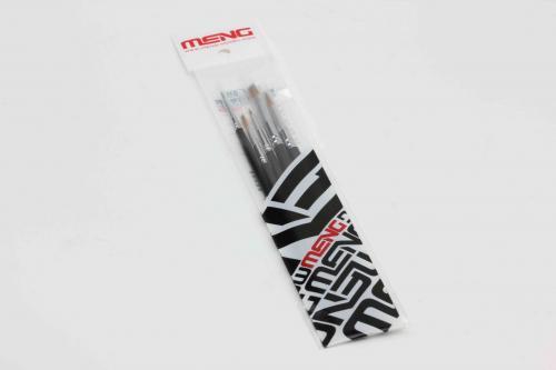 Modelling Paint Brush Set