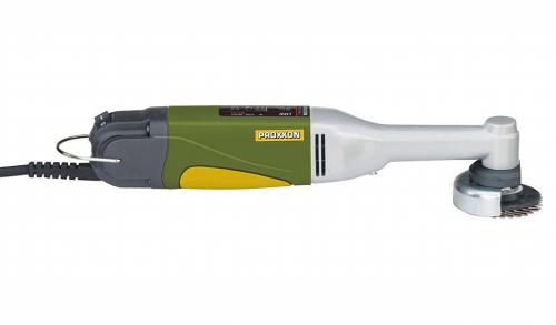Vinkelslip LHW, långhalsad, 220-240 V