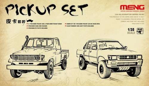 Toyota Pickup Set 1/35