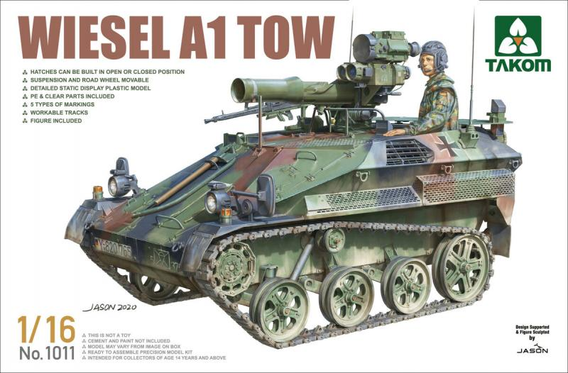 Wiesel A1 TOW 1/16