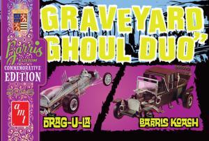 Graveyard Ghoul Duo 1/25