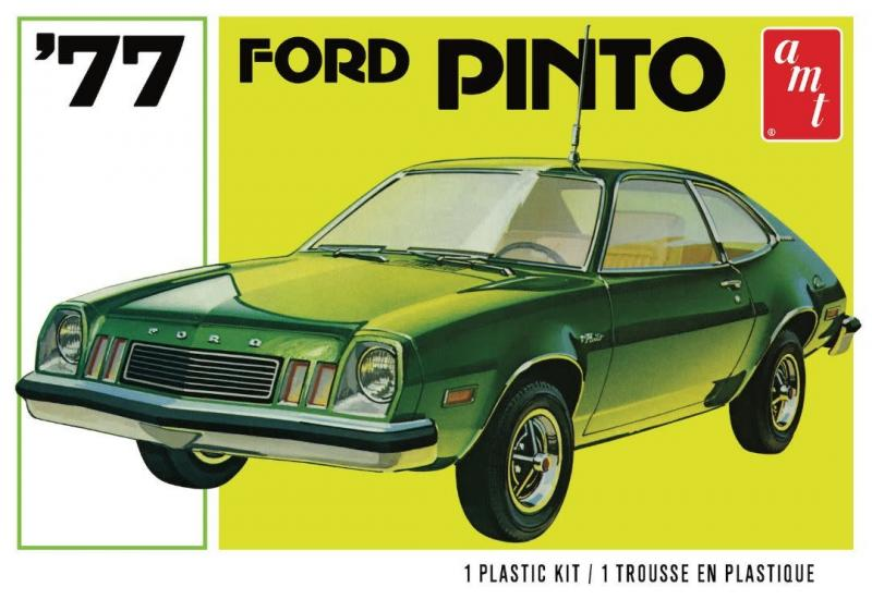1977 Ford Pinto 1/25