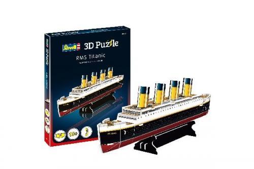 3D Pussel RMS Titanic