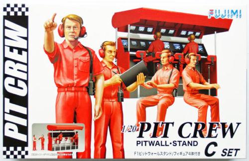 Pit Crew set C 1/20