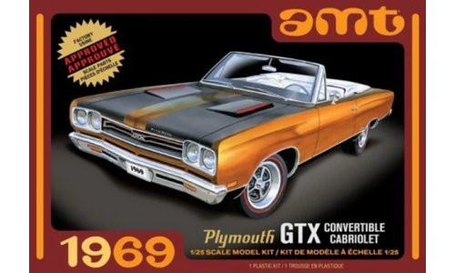 1969 Plymouth GTX Convertible 1/25