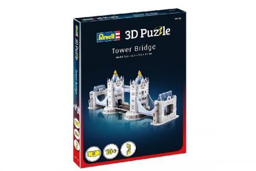 3D Pussel Tower Bridge