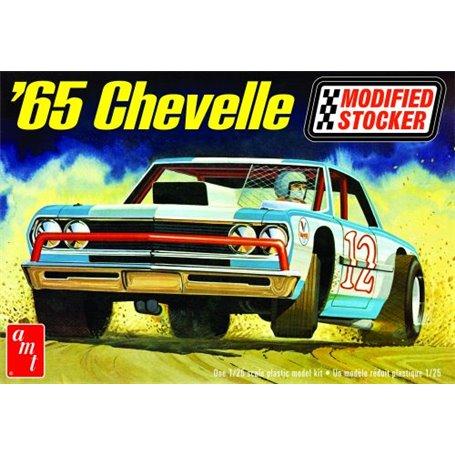 Chevy Nova SS Pro Stocker 1/25