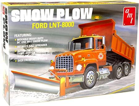 Ford Lnt-8000 Snow Plow 1/25