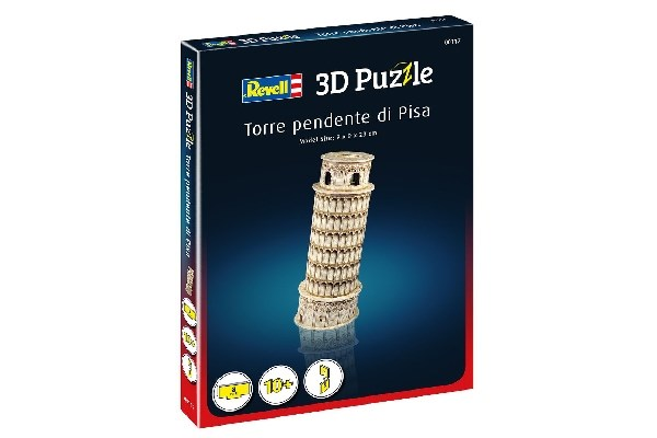 3D Pussel Leaning Tower of Pisa