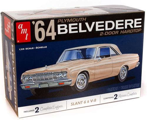 1964 Plymouth Belvedere (w/Straight 6 Engine) 1/25