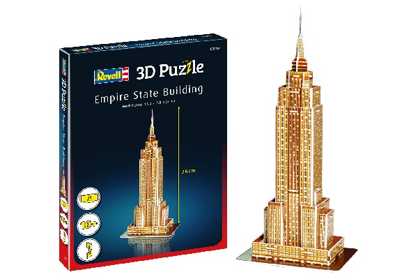 3D Pussel Empire State Building