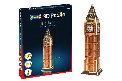 3D Pussel Big Ben
