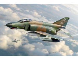 """USAF F-4E Vietnam War"""" Phantom 1/32"""
