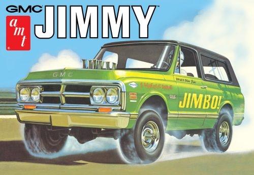 1972 GMC JIMMY 1/25