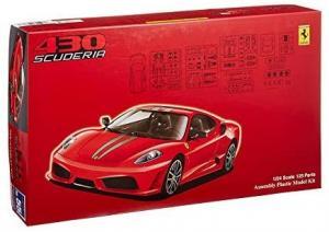 Ferrari 430 Scuderia 1/24