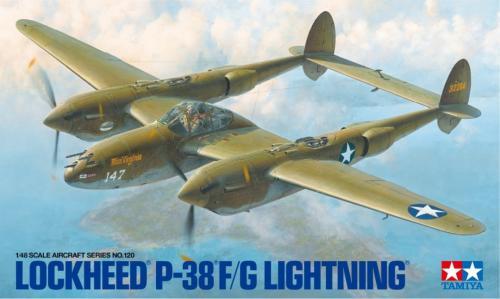 Lockheed P-38 F/G Lightning 1/48