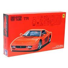 Ferrari 512 TR 1/24