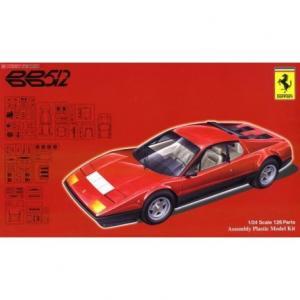 Ferrari 512BB 1/24
