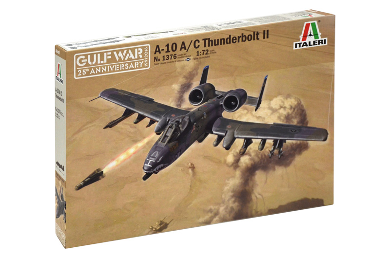 modellflygplan The A-10 Thunderbolt