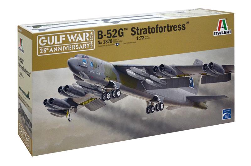B-52G STRATOFORTRESS 1/72