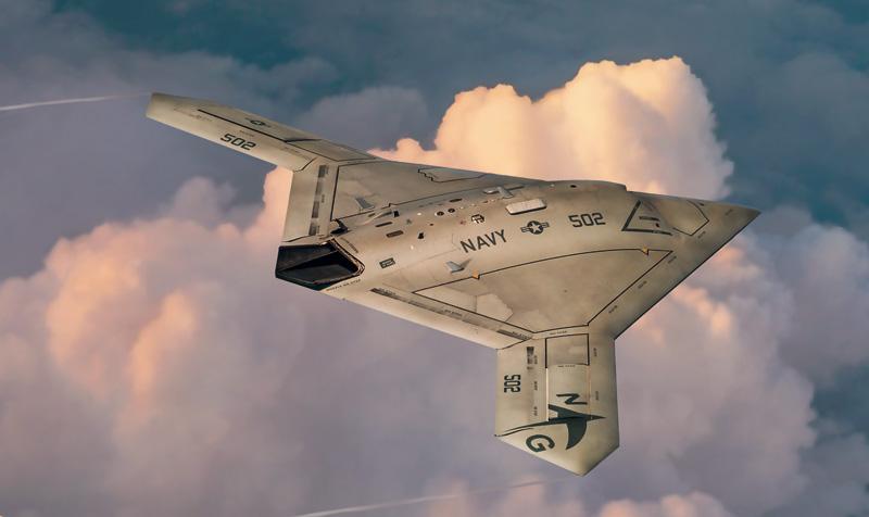 X-47B 1/72