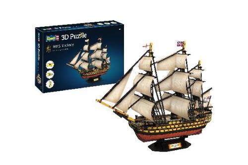 3D Pussel HMS Victory