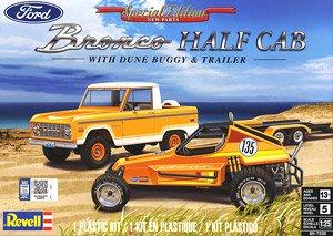 Ford Bronco Half Cab Sandman II  1/25