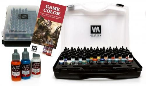 Game Color Basic Set (x72) Vallejo
