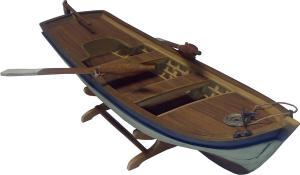 Sandal - Black Sea Trad. Fishing Boat (L35 cm) 1/12