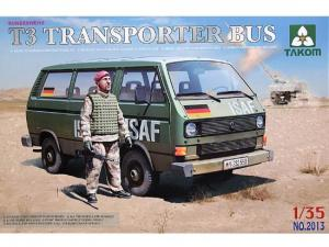VW T3 Transporter Bus 1/35