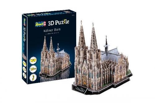 3D Pussel Kölnerdomen