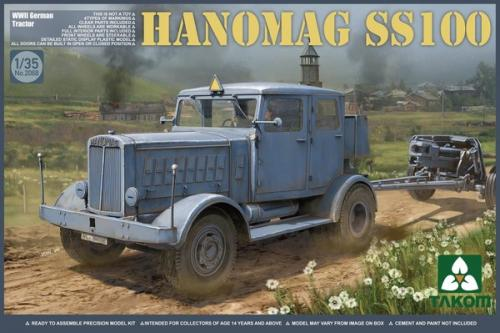 Hanomag SS100 1/35