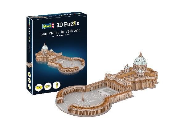 3D Pussel St. Peter's Basilica (Vatican)