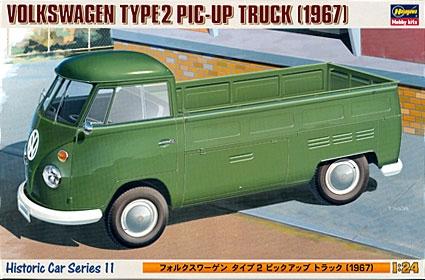 Volkswagen Pick-Up, 1967 1/24