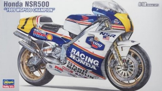 Honda Nsr500 1989 WGP 500 Champion 1/12
