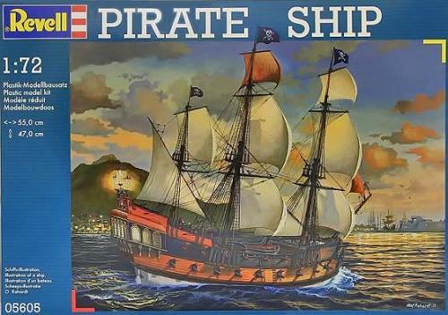 Pirate Ship 1/72