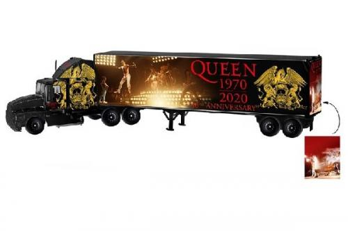 3D Pussel QUEEN Tour Truck - 50th Annivers