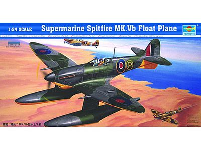Supermarine Spitfire MK.Vb Floatplane 1/24
