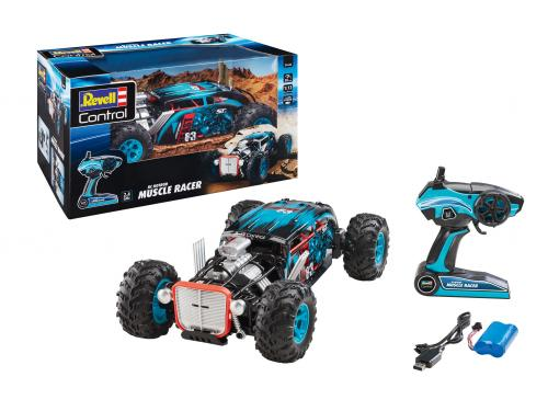 RC Hot Rod MUSCLE RACER