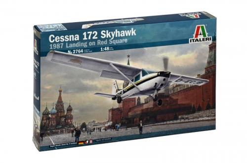 CESSNA 172 SKYHAWK - Landing on Red Square (1987) 1/72